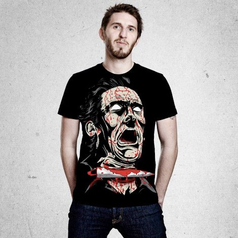 Cut Throat T-shirt
