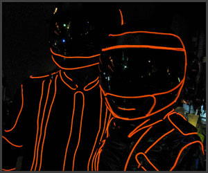 DIY: Daft Punk Suits