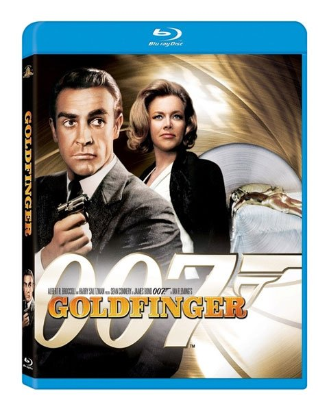 Blu-ray: Goldfinger