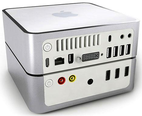 Mac Mini Stackable Radio