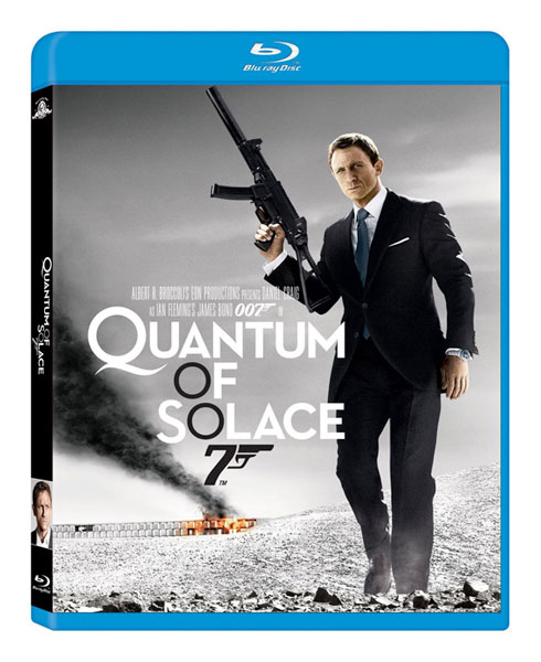 Blu-ray: Quantum of Solace