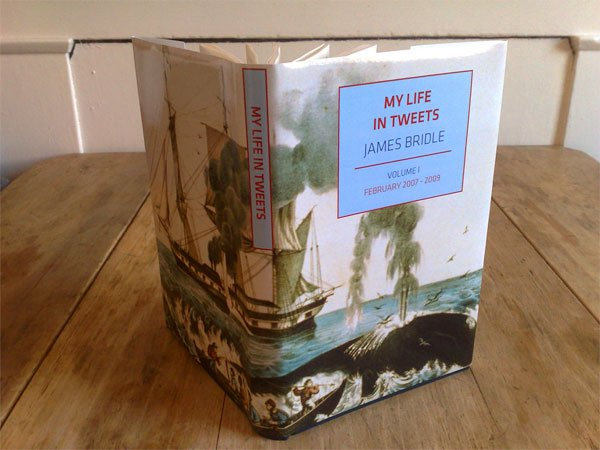 Book: My Life in Tweets