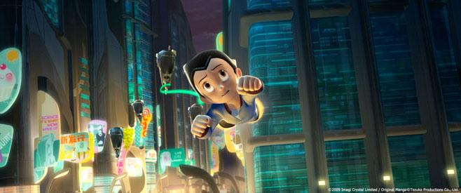 Teaser #2: Astro Boy