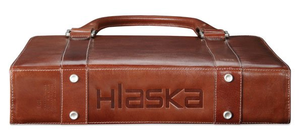 Hlaska Evergreen Briefcase