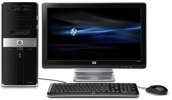 HP Pavilion m9600
