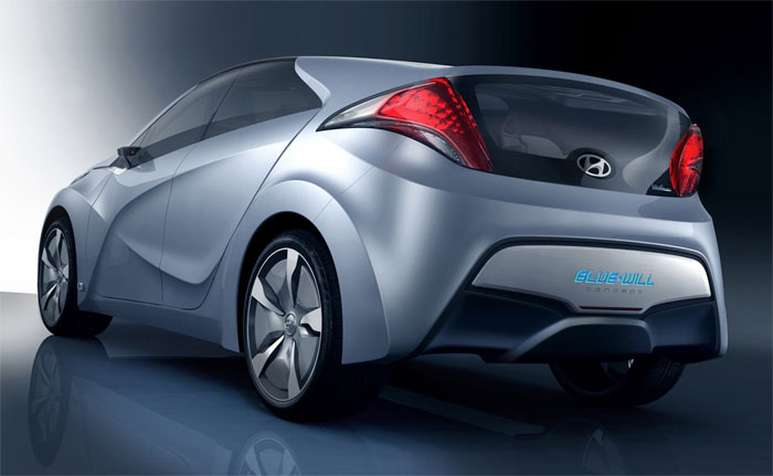 Hyundai BLUE-WILL