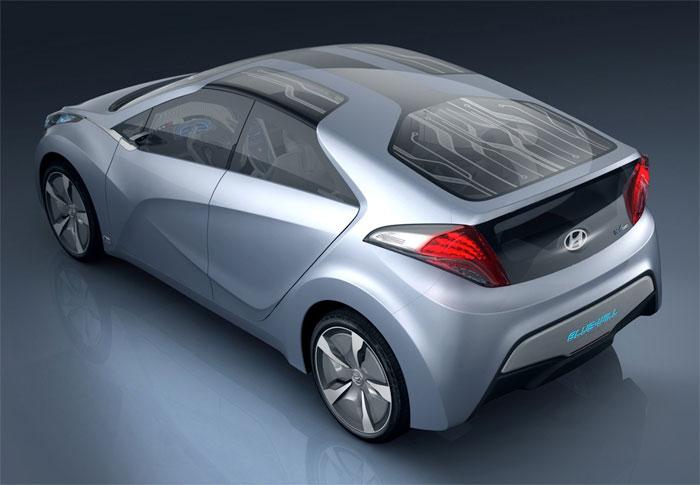 Hyundai BLUE-WILL