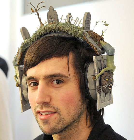 Nokia Concept Headphones