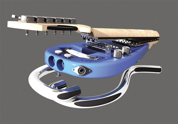 Arcus Collapsible Guitar