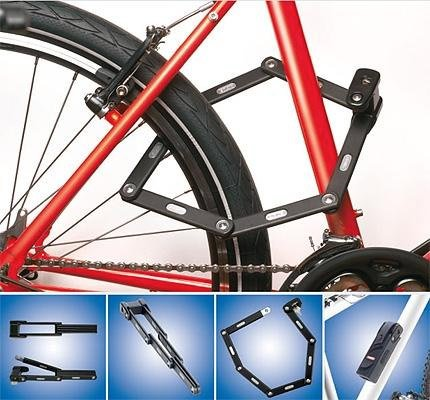 Bordo Folding Bike Lock