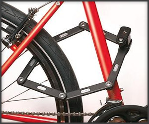 Bordo Folding Bike Lock