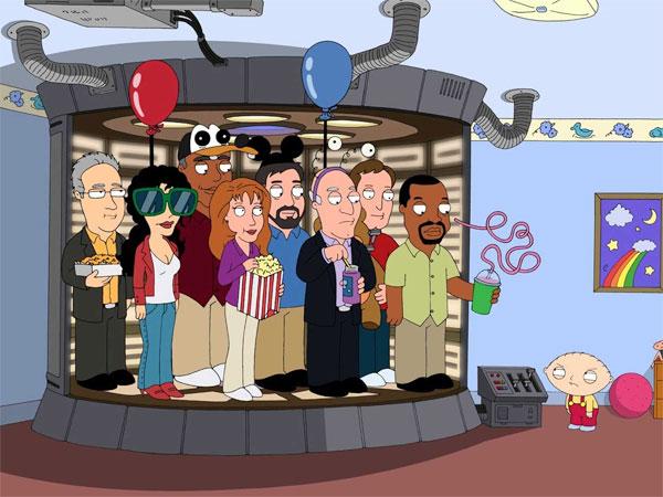 Family Guy: TNG