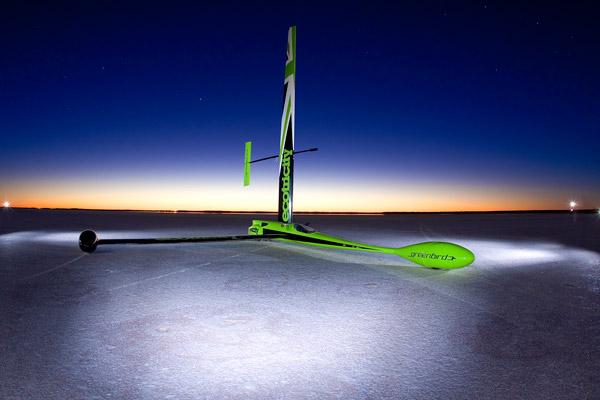 Greenbird Wind Vehicle