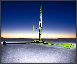 Greenbird Wind Vehicle