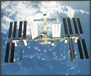 ISS Fly-by in HD