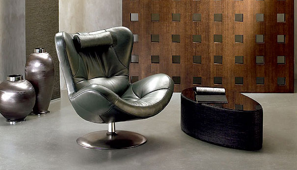 Natuzzi Sound Armchair