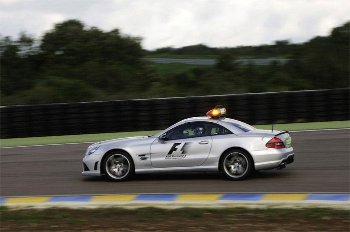 SL 63 AMG Safety Car