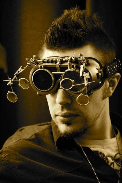 How To Flip Cars >> 5 Lens Steampunk Goggles