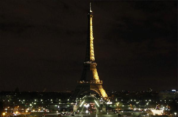 Earth Hour 2009 Photos