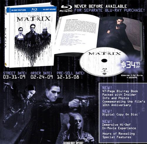The Matrix 10th Anniversary