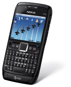 AT&T Nokia E71x