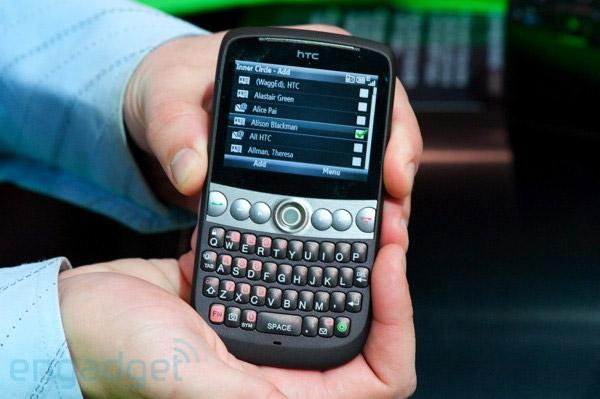 HTC Snap/S522