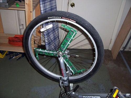 Spoke POV Bike Kit