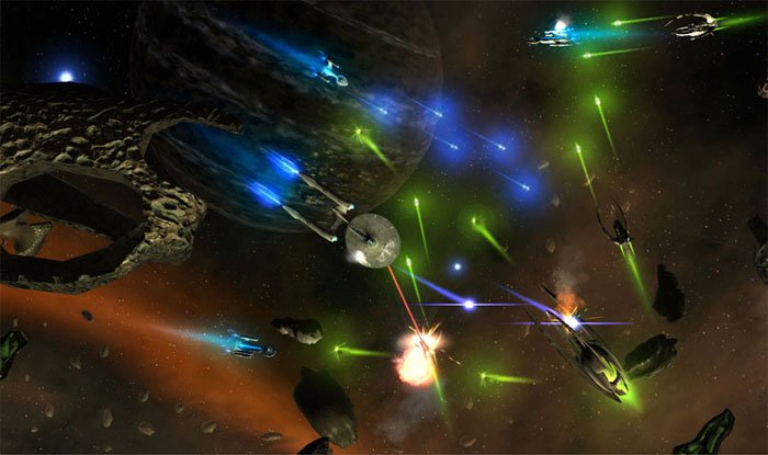 Star Trek: DAC Screens