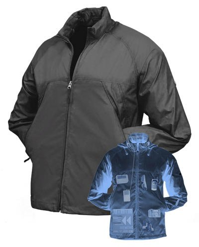ScotteVest Windbreaker