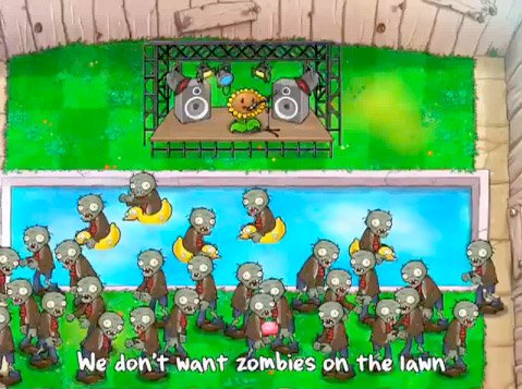 Trailer: Plants vs. Zombies