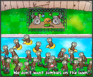 Trailer: Plants vs. Zombies