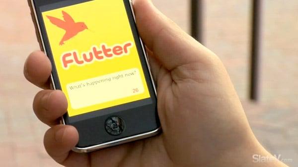 Video: Flutter