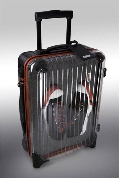 Solebox x Rimowa Luggage