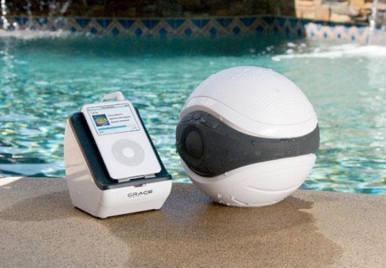 Aqua Sounder Speaker