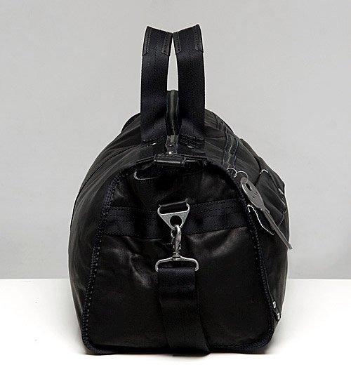 Diesel Leather Duffel
