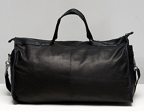 Diesel Leather Duffel