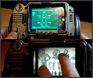 Pip-Boy x iPod Touch
