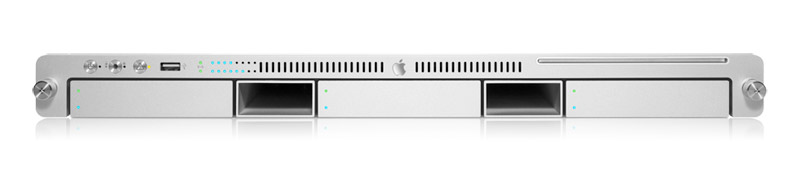 Nehalem Apple Xserve
