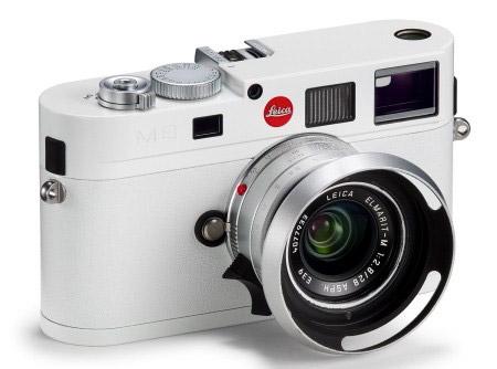 All-White Leica M8