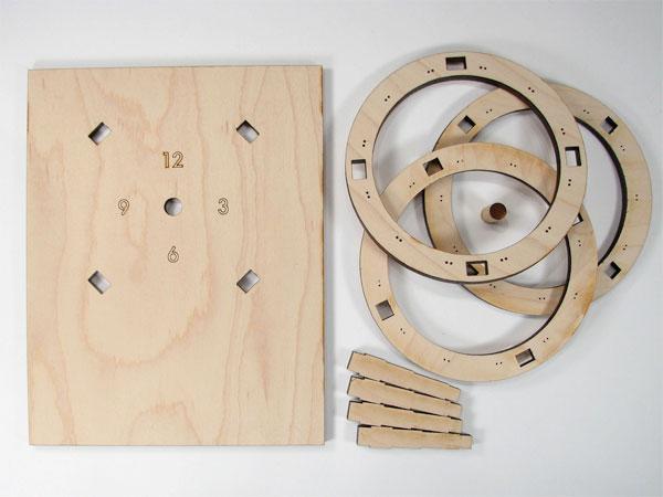 DIY: Bulbdial Clock