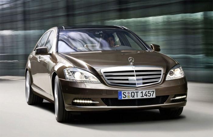 2010 Mercedes S-Class