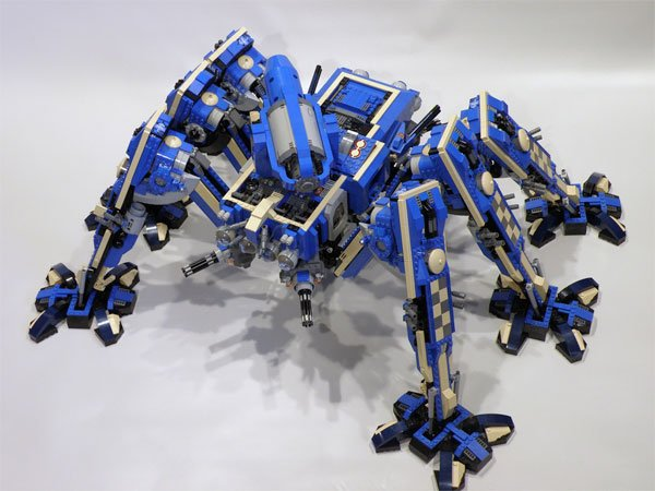 Olympus Defense Mecha