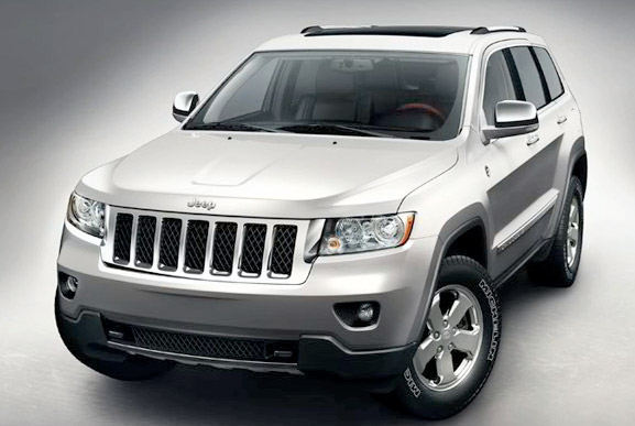 2011 Grand Cherokee