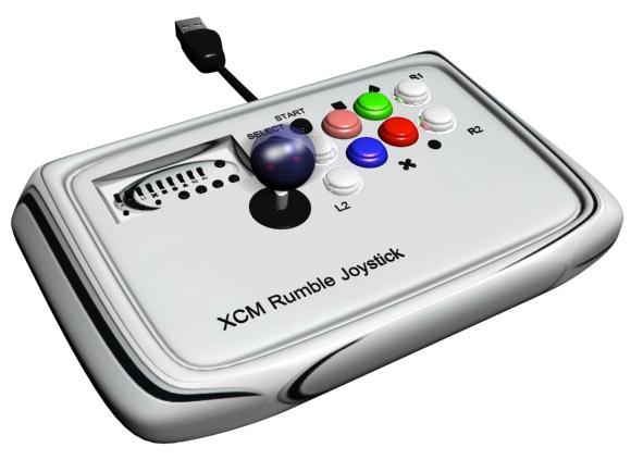 PS3 Rumble Joystick