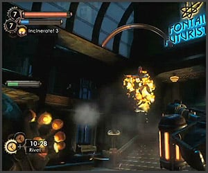 Gameplay: BioShock 2