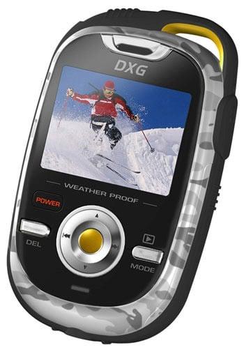 DXG-125V Camcorder
