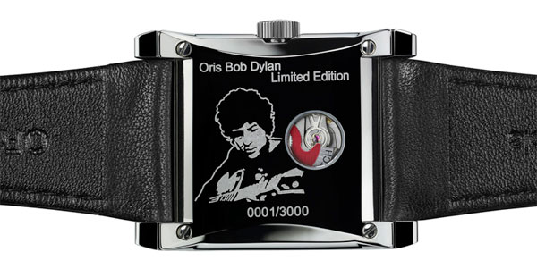 Oris Bob Dylan Watch