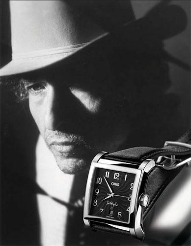 Oris Bob Dylan Watch