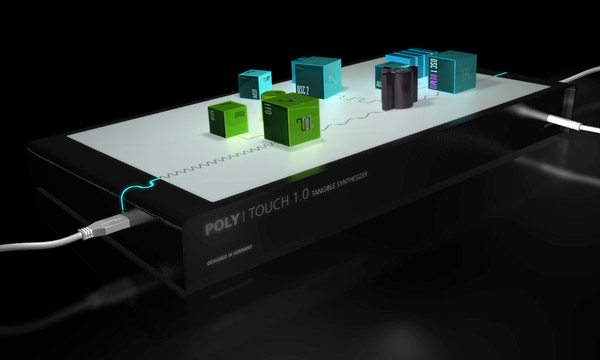 Poly.Touch Synthesizer