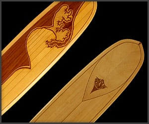 RAYSKIN Surfboards
